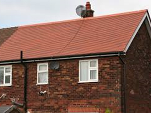 New roofs - Tiled, slated or flat